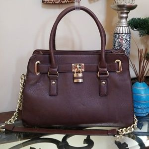 Handbags - Chocolate Brown Satchel